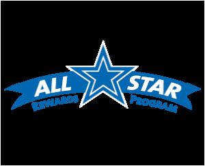 All Stars Rewards Program logo