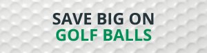 Save big on golf balls